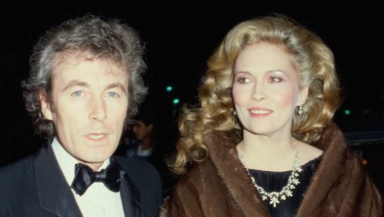 Terry O'Neill, Faye Dunaway husbands, Faye Dunaway family, Faye Dunaway 1980s