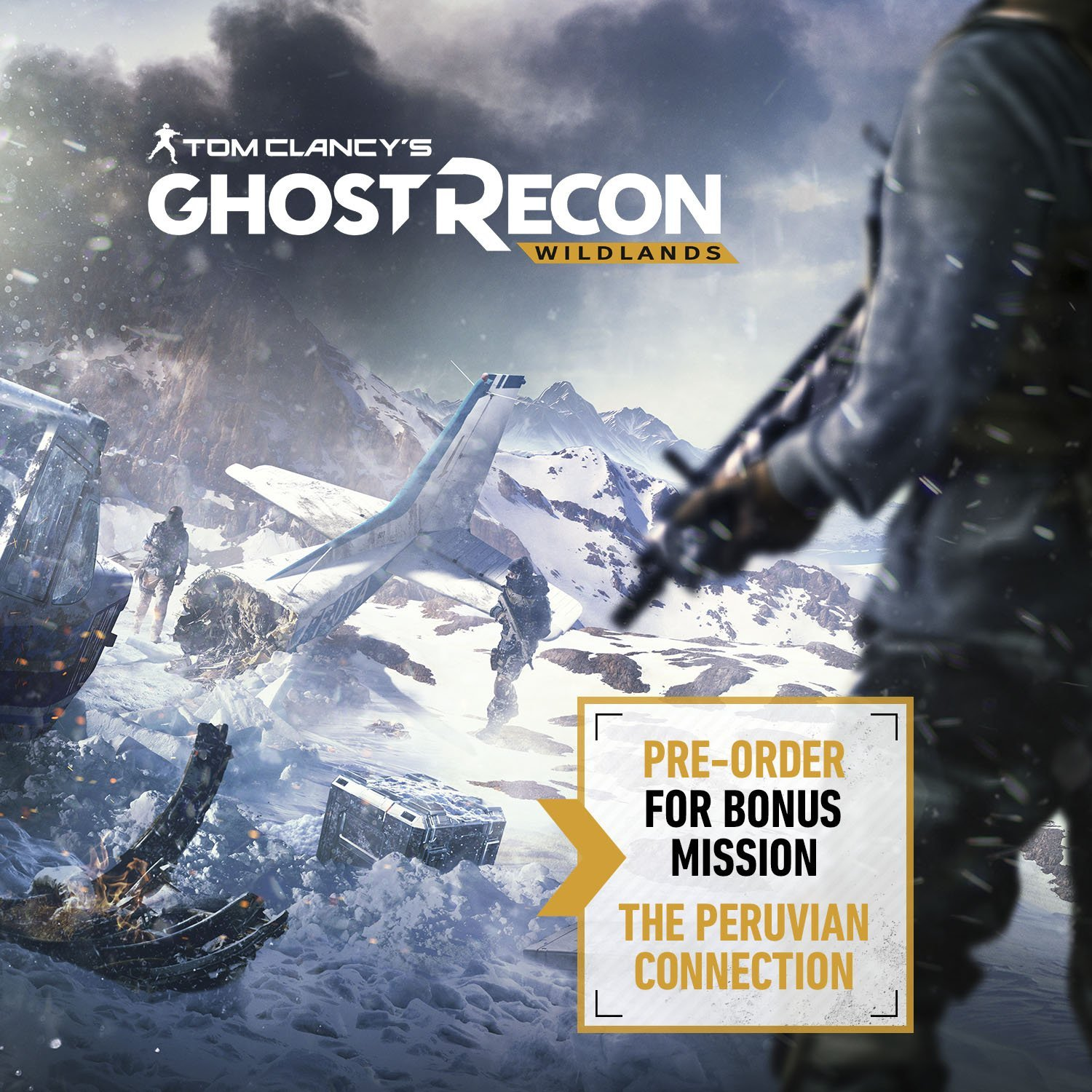 Ghost Recon Wildlands Pre Order DLC