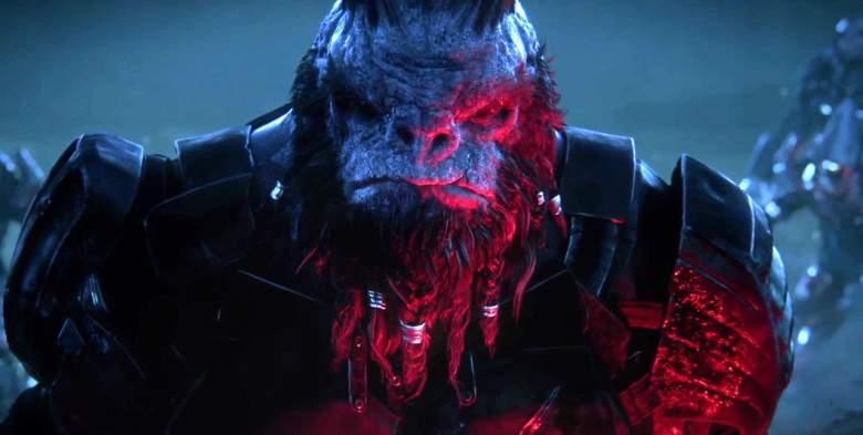 Halo Atriox, Halo Wars 2 Atriox, Halo Wars Atriox, Halo villain Atriox