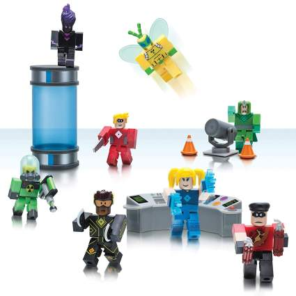 heroes of robloxia playset