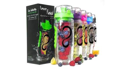 infuser water bottles