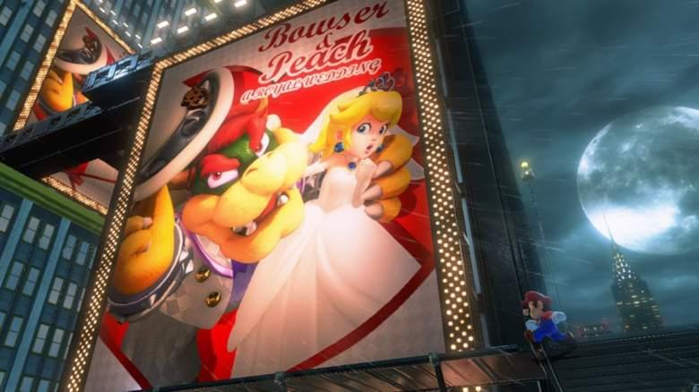 Super Mario Odyssey, Nintendo Switch, Nintendo, Mario