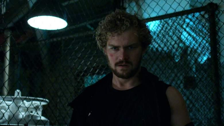 Marvels Iron Fist, Iron Fist trailer, Iron First actor, Finn Jones