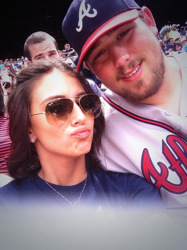 David Andrews girlfriend, Mackenzei Dempsey, Patriots WAG, Super Bowl WAG