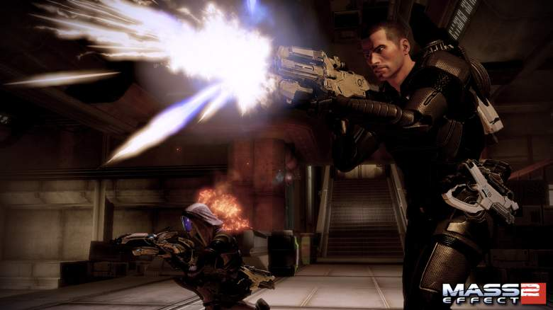Mass Effect 2 Promo Picture, Mass Effect 2 free, Mass Effect 2 Bioware, ME2 PC