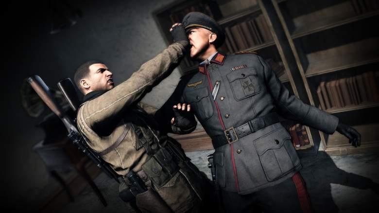 Sniper Elite 4, Sniper Elite Nazis, Sniper Elite 4 Nazis, Sniper Elite game