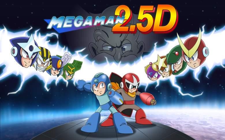Mega Man 2.5, Mega Man, Mega Man PC, Mega Man remake