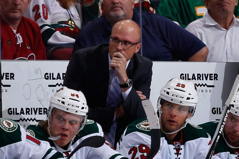 mike yeo,st. louis blues promote mike yeo,ken hitchcock fired,mike yeo st. louis blues,mike yeo net worth,mike yeo salary,mike yeo wife,mike yeo family
