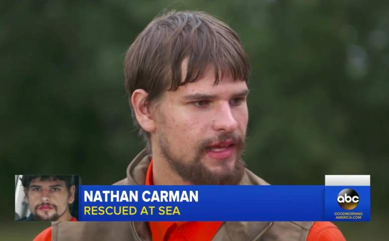 Nathan Carman 20/20, Nathan Carman boat, Nathan Carman update, Nathan Carman interview, Nathan Carman grandfather,