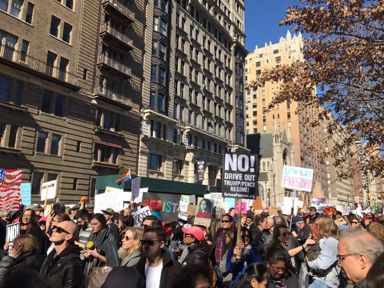 Not My Presidents Day, Not My Presidents Day NYC, Not My Presidents Day videos
