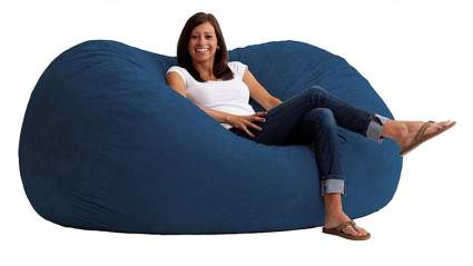 over sized bean bag chair