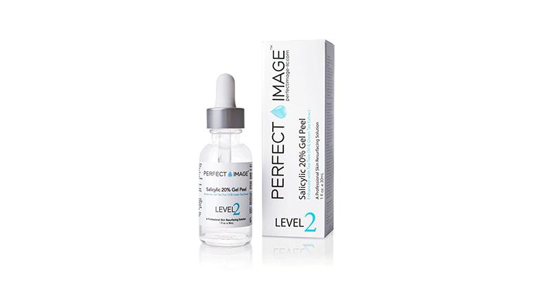 perfect image salicylic acid gel facial peel