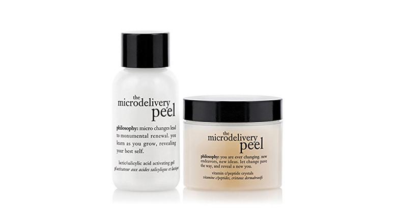 philosophy microdelivery dual acid facial peel