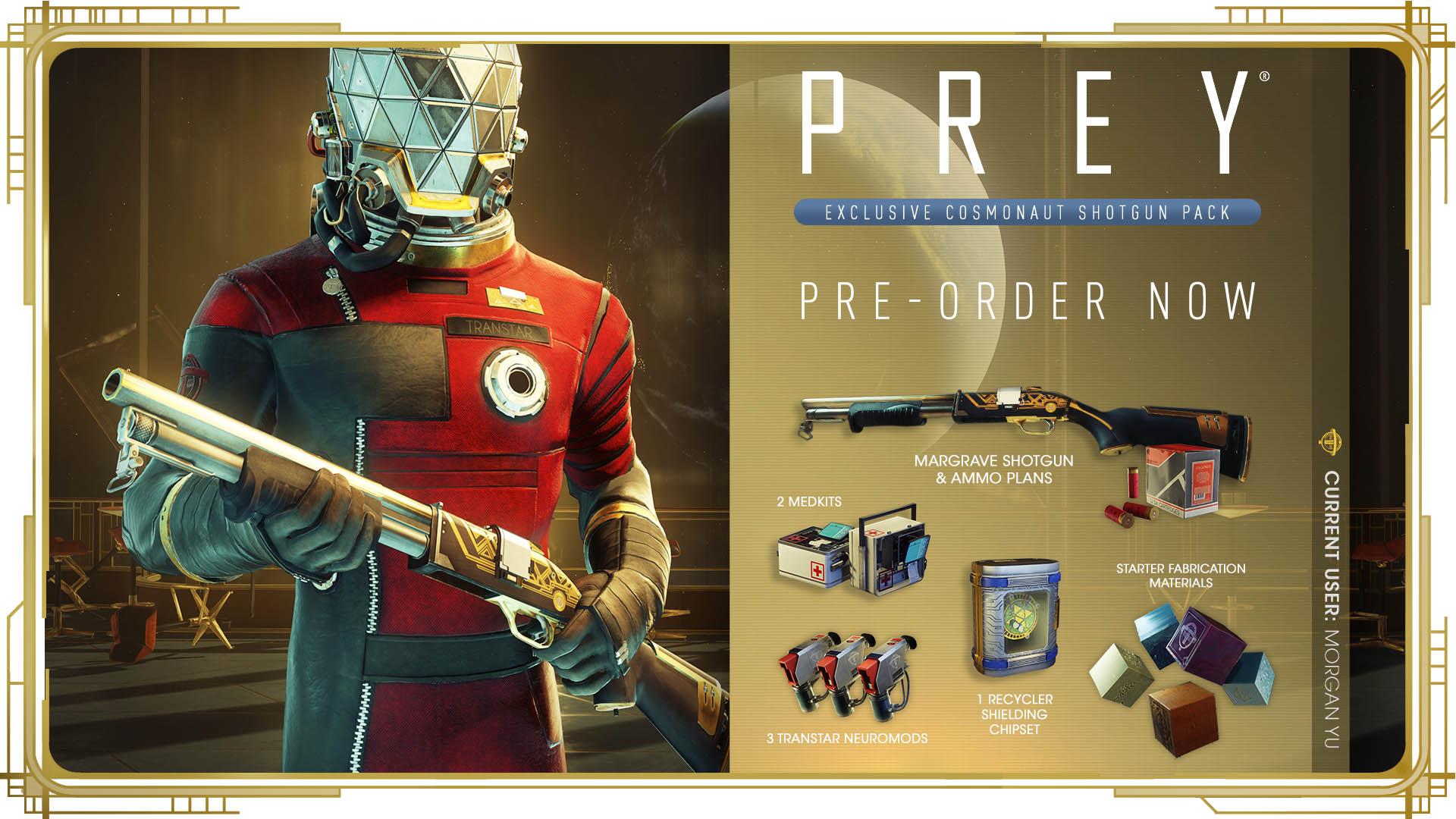 Prey 2017 Pre Order