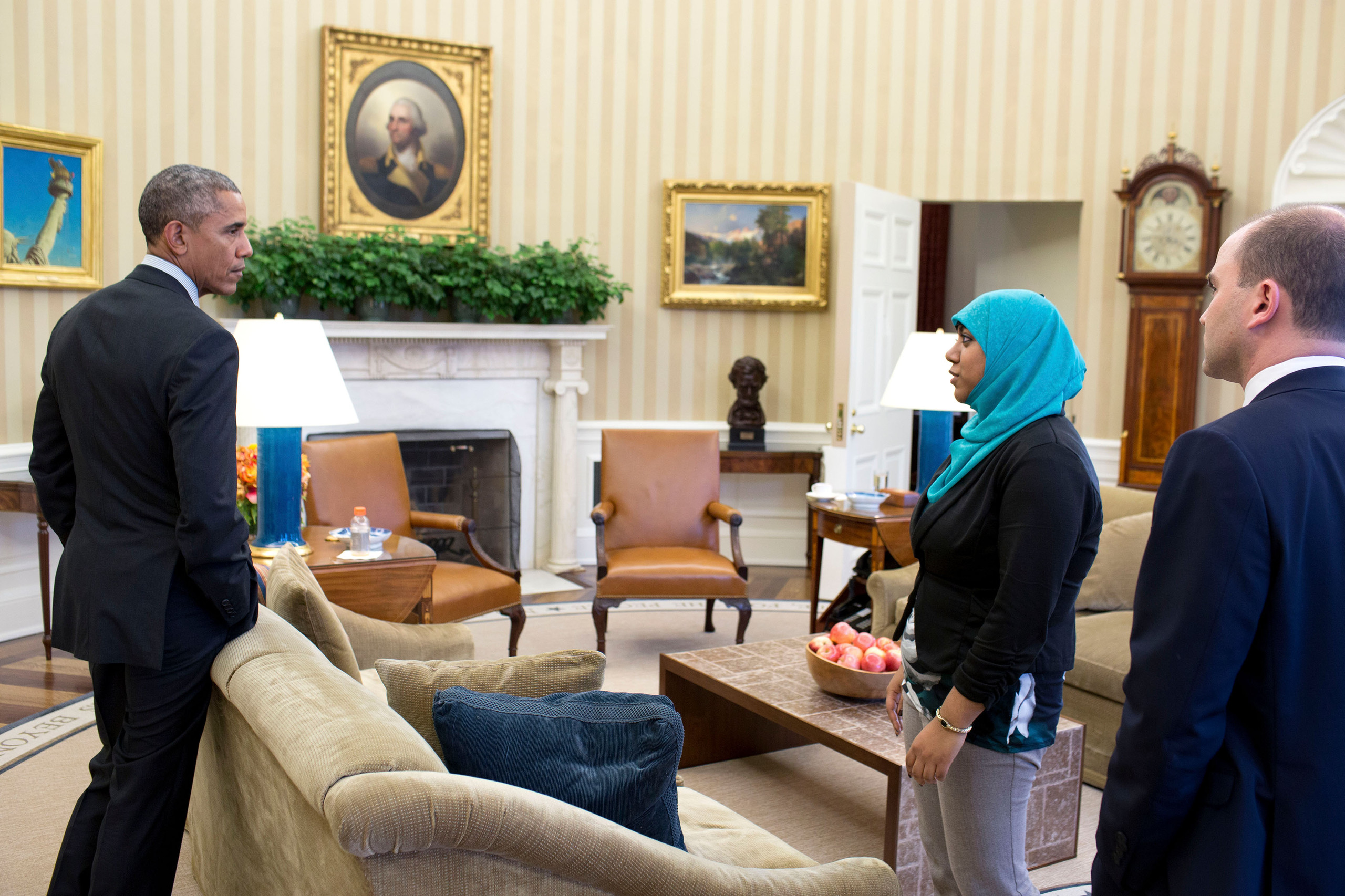 rumana ahmed, rumana ahmed atlantic, rumana ahmed white house, rumana ahmed trump