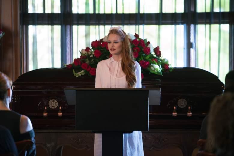 Madelaine Petsch, Cheryl Blossom actress, Cheryl Blossom Riverdale, Madelaine Petsch bio