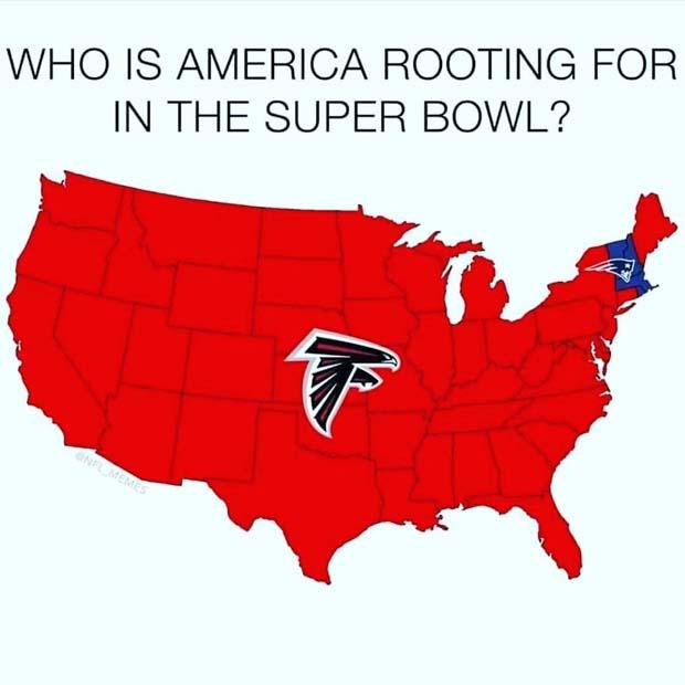 atlanta falcons super bowl 51 memes, atlanta falcons li memes, new england patriots vs atlanta falcons memes