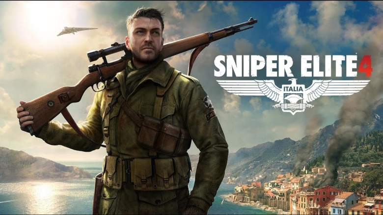 Sniper Elite 4, Sniper PC game, FPS PC game
