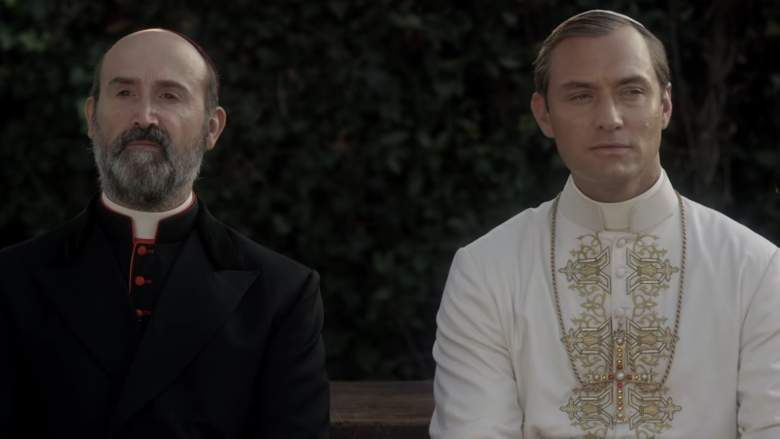 The Young Pope finale, The Young Pope Episode 10 preview, The Young Pope Jude Law