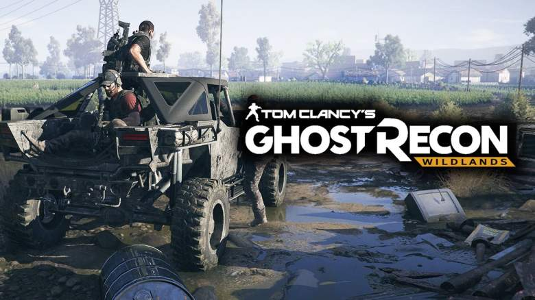 Tom Clancy's Ghost Recon, Ghost Recon Wildlands, Tom Clancy's Ghost Recon Wildlands, FPS Tom Clancy