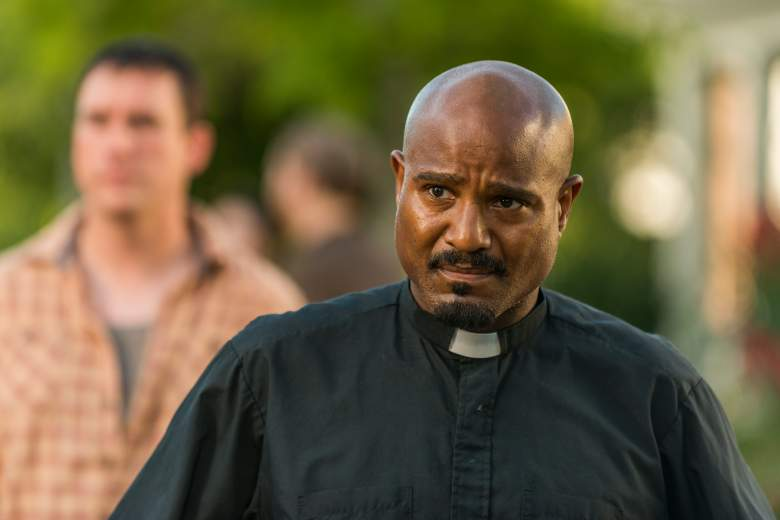 What happened to Gabriel? (AMC/The Walking Dead)