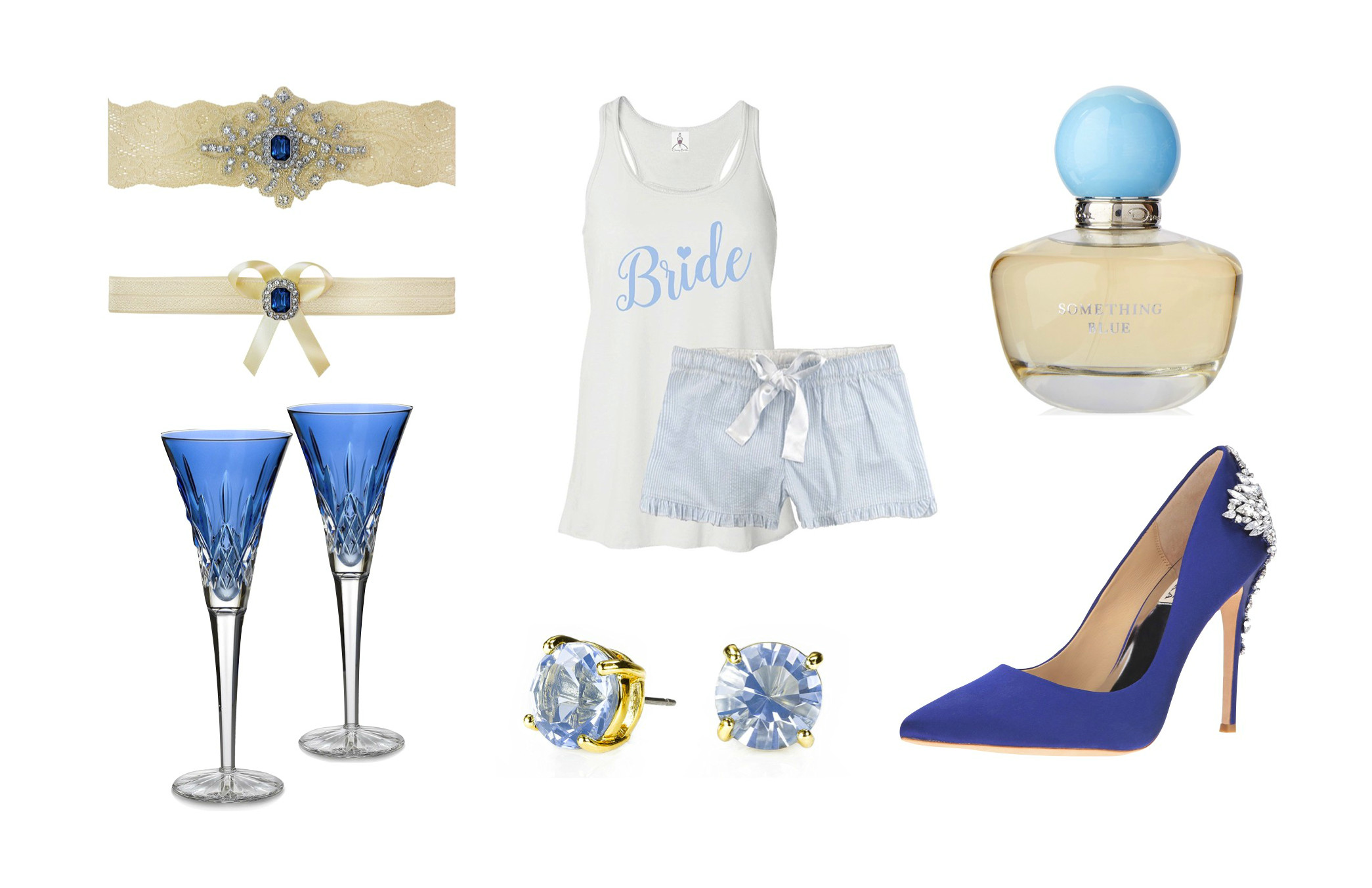 something blue ideas, something blue, something blue wedding, something blue bridal