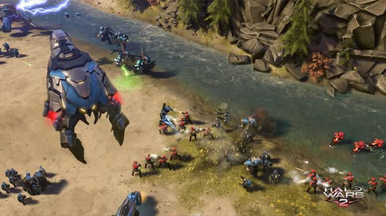 Halo Wars 2 Gameplay, Halo Wars Gameplay, Halo Gameplay, Halo Wars 2