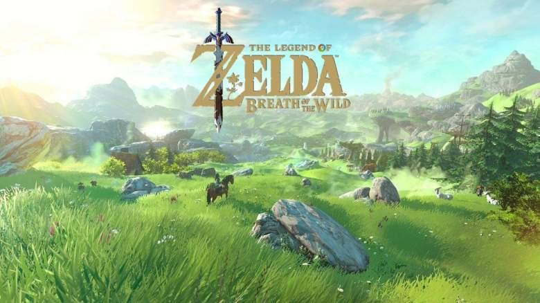Zelda, Zelda Breath of the Wild, Zelda Nintendo, Zelda Link