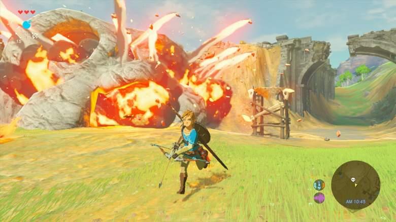 Zelda, Zelda Nintendo, Zelda Breath of the Wild, Zelda Gameplay
