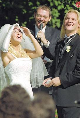 Chris Jericho Jessica, Chris Jericho wife Jessica, Chris Jericho jessica lockhart