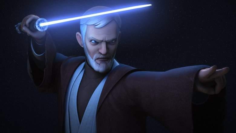 Star Wars Rebels Twin Suns, Star Wars Rebels Obi-Wan, Twin Suns review