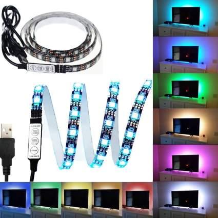 eTopxizu Black PCB TV BackLight Kit