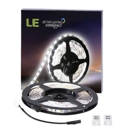 Lighting EVER White 16.4ft LED Flexible Light Strip