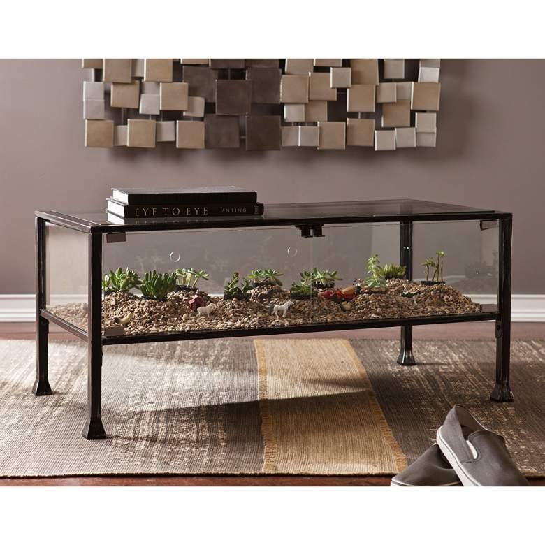Southern Enterprises Terrarium Tables
