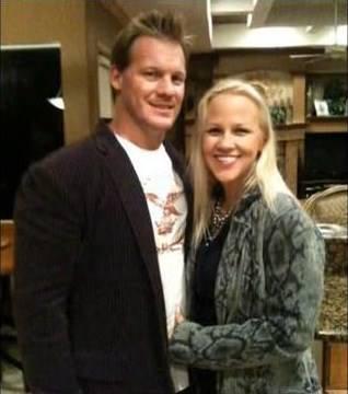 Chris Jericho wife, Chris Jericho jessica lockhart, Chris Jericho wife jessica