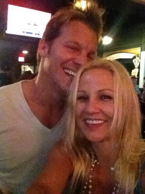 Chris Jericho Jessica, Chris Jericho wife, Chris Jericho wife jessica