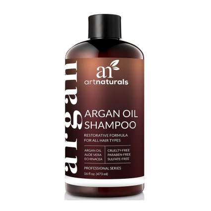 organic argan oil shampoo