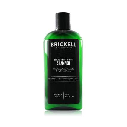 organic strengthening shampoo
