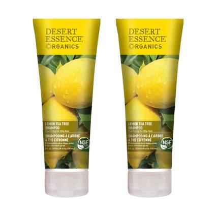 clarifying lemon organic shampoo