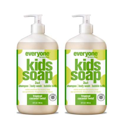 organic shampoo for kids
