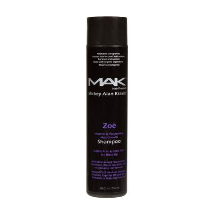 volumizing organic shampoo