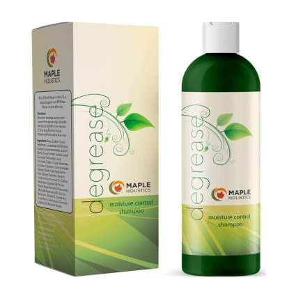 organic shampoo for oily hair