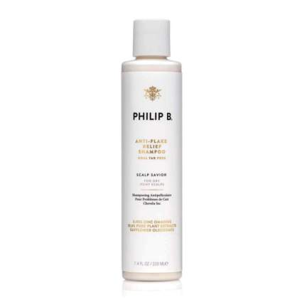 organic dandruff shampoo