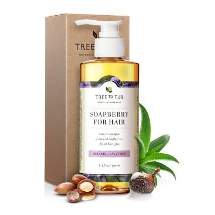 soapberry organic shampoo
