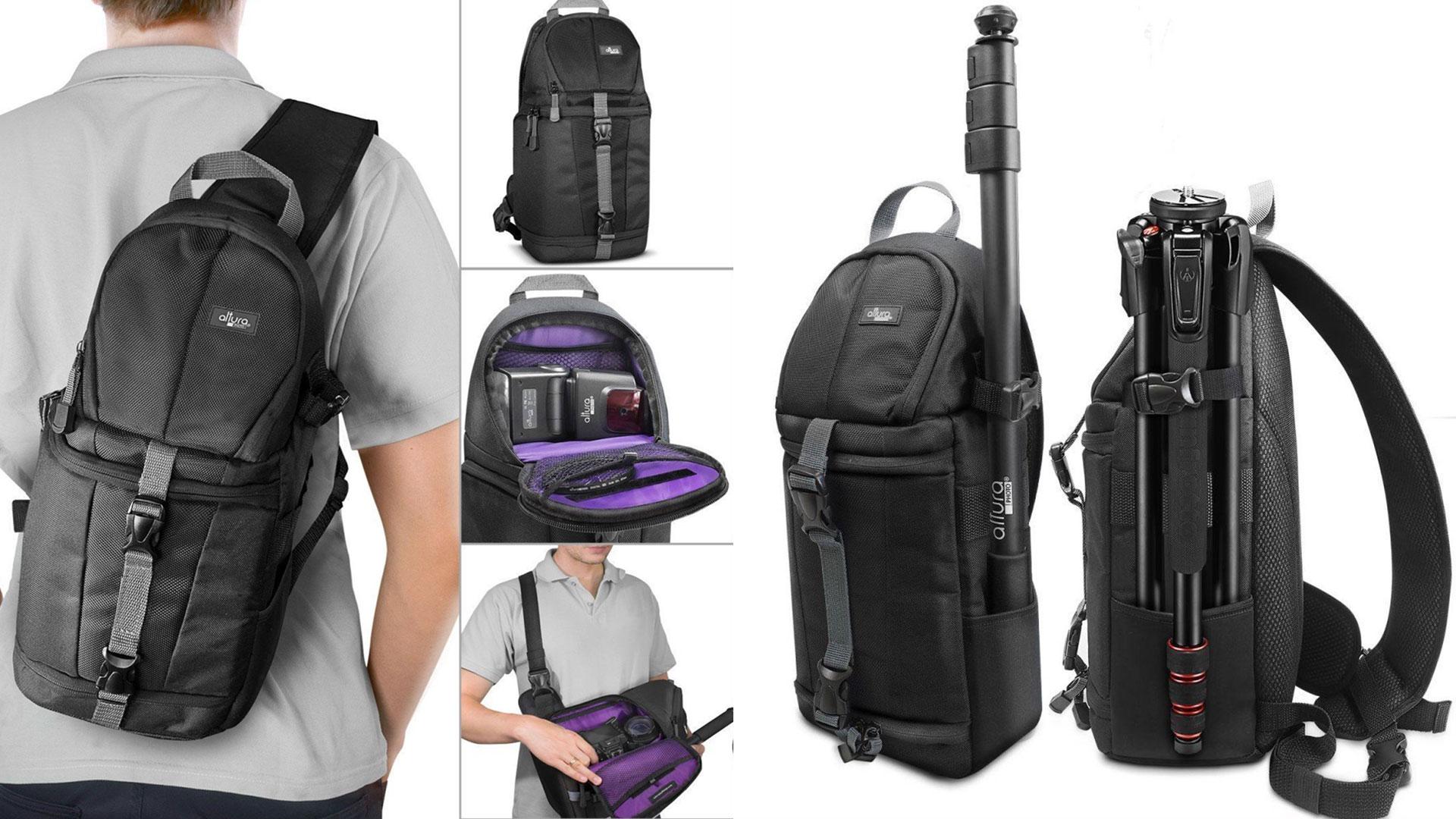 alture sling camera backpack, best dslr bag, best dslr camera bag, best dslr camera backpack