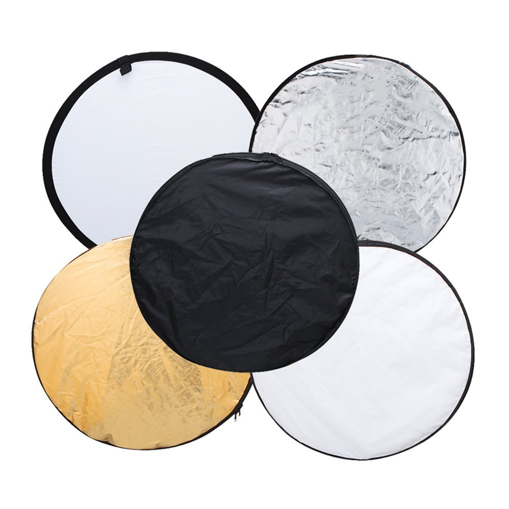Andoer 24 inch, photography reflector, light reflector, reflector photography