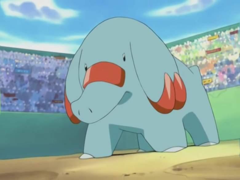 Phanpy pokemon, Phanpy pokemon go, pokemon anime Phanpy