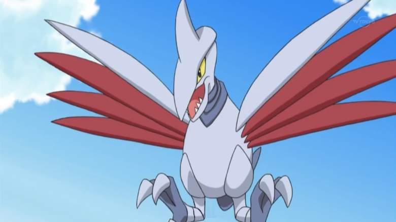 Skarmory pokemon, Skarmory pokemon go, Skarmory pokemon anime