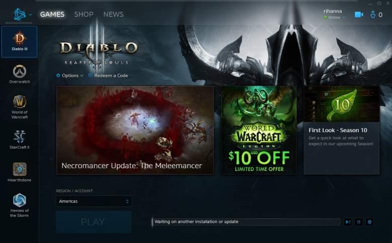Blizzard, Battle.net