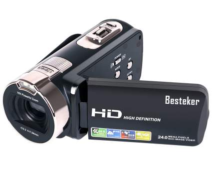 Besteker Portable camcorder, best cheap camcorders, cheap camcorders, best camcorders